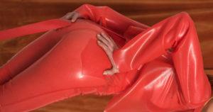 Seksowny lateks